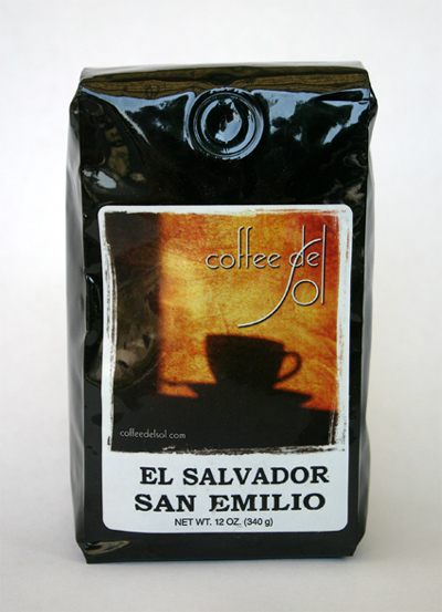 San Emilio Coffee from Coffee Del Sol