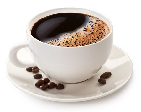The amount of caffeine in coffee.
