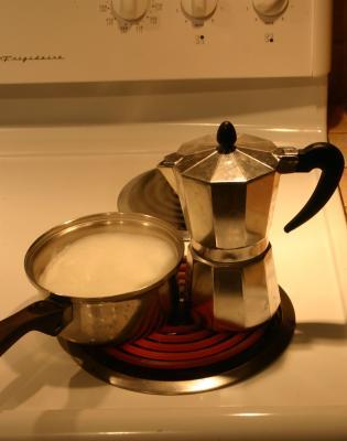 Poor Man's Latte at 6:00AM