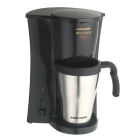 Black & Decker Brew 'n Go Personal Coffeemaker