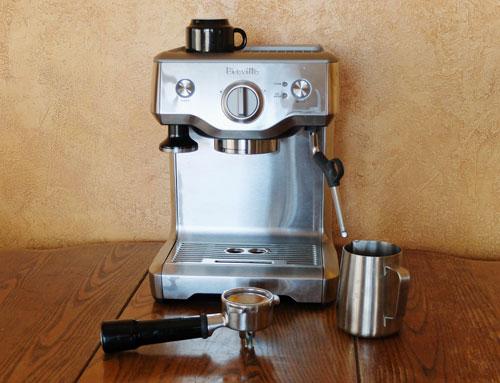 Breville Duo-Temp espresso machine