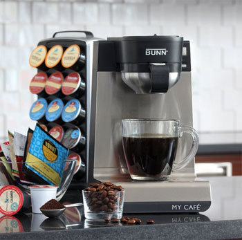 bunn mcu multi-use coffee maker