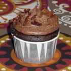 Coffee Cupcake - with bacon!
