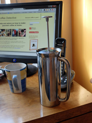 Our Video Review Of The 8 Ounce Espro Press