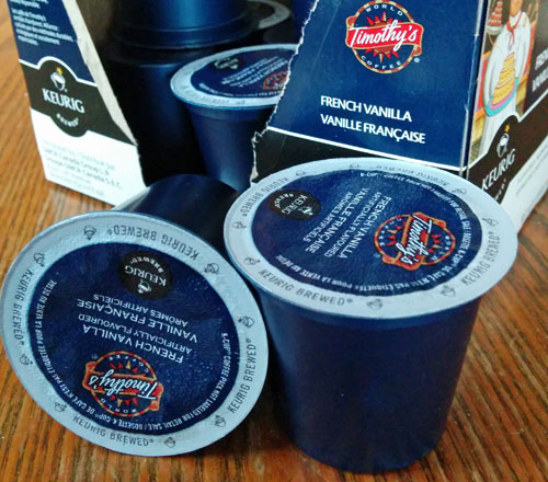 Flavored K-Cups