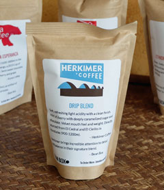 Herkimer Drip Blend from Bean Box coffee.