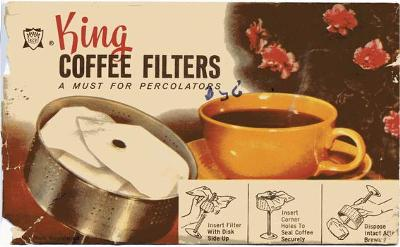 History Of Quot King Brand Coffee Filters Quot