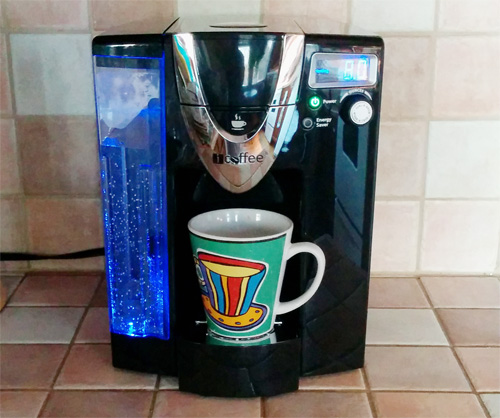 iCoffee Opus K-Cup brewer