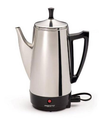 is there a drip coffee maker with no plastic parts?
