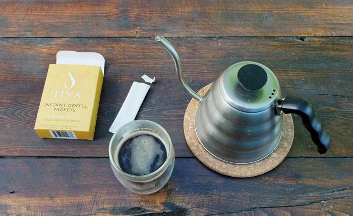 Jiva Instant coffee