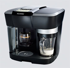 Keurig Rivo Cappuccino and Latte coffee maker.