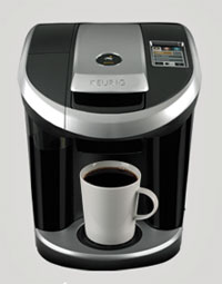Keurig Vue V700 single serve coffee maker