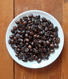 Marley Coffee – One Love Ethiopia Yirgacheffe coffee beans.