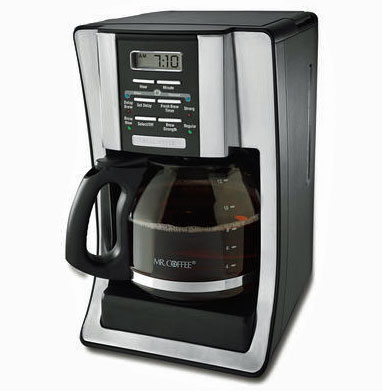 Mr. Coffee bestselling coffee maker.