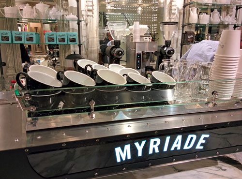 Myriade Coffee Shop