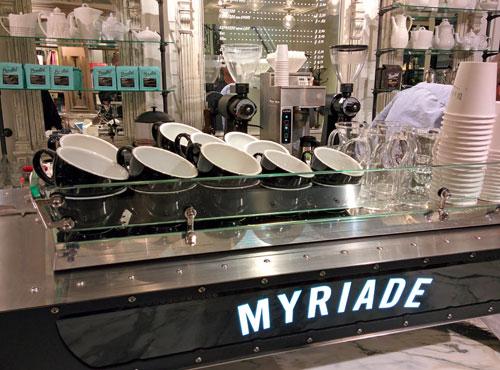 Myriade Coffee Shop