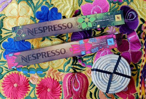 Nespresso Limited Edition espresso capsules.