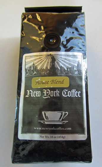 New York Coffee house blend