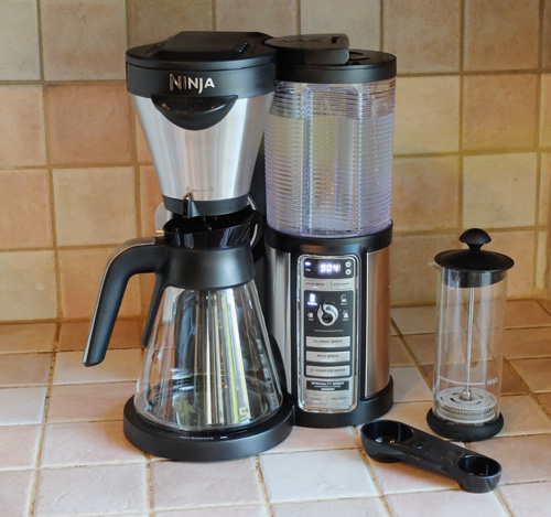 Ninja Coffee Maker Instructions : Our review of the Ninja Coffee Bar brewer.
