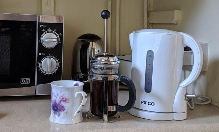 Nootropic coffee mix