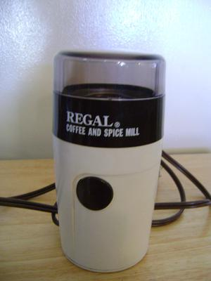 Regal Coffee Grinder