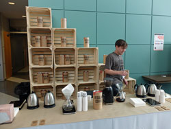 regular coffee company at CoffeeCON 2013
