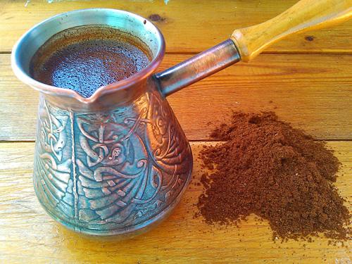 Russian coffee.
