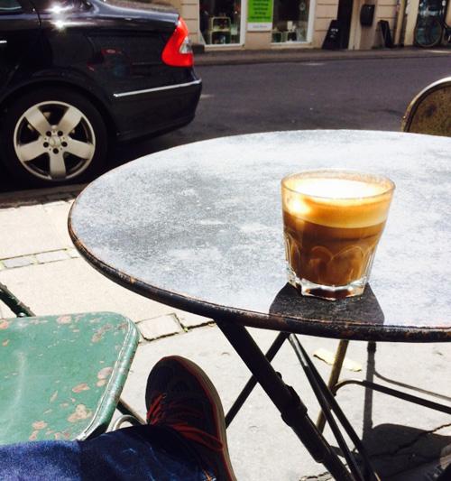 Coffee in Denmark.