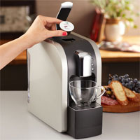 Starbucks Verismo coffee brewer