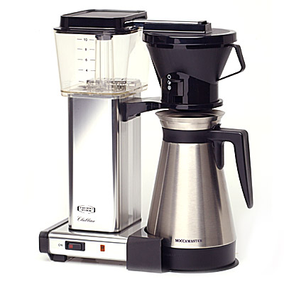 Moccamaster Coffee Maker Cleaning : Technivorm - Moccamaster
