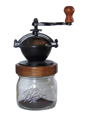 The Camano Coffee Mill
