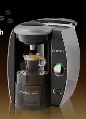 the new bosch tassimo single serve coffee brewer. Black Bedroom Furniture Sets. Home Design Ideas