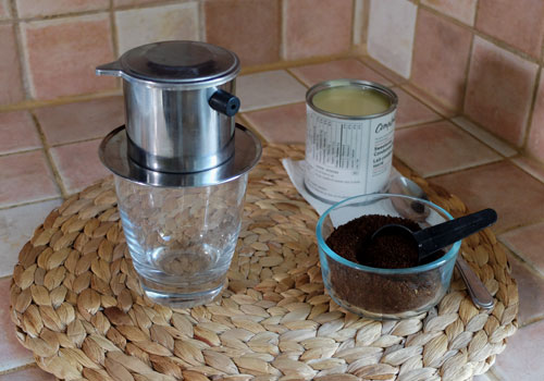 A Video Demonstration Of How To Make Vietnamese Coffee At Home