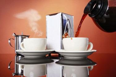 Free coffee refills