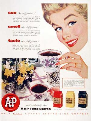 A&P Coffees