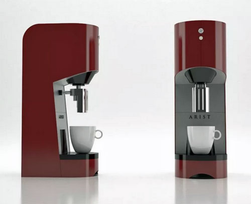 Arist coffee machine.