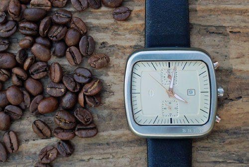Silver Brew Special Blend watch