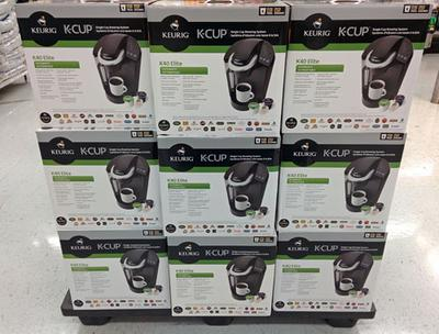 Keurig B40 Elite Brewers