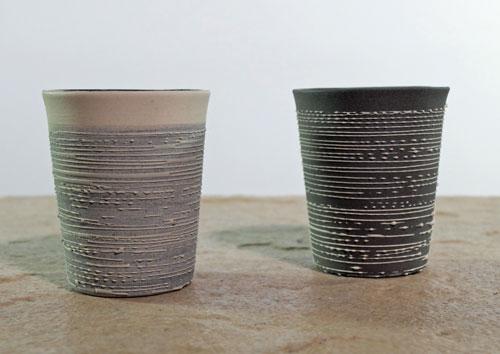 Ceramic espresso cups