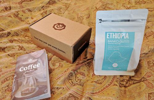 Ethiopia Banko Gutiti coffee