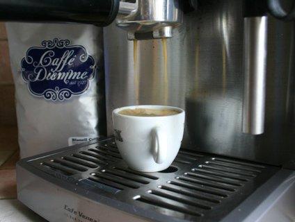 Caffe Diemme espresso