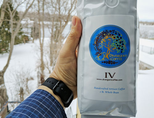 Bag of Divergent Coffee Signature Blend