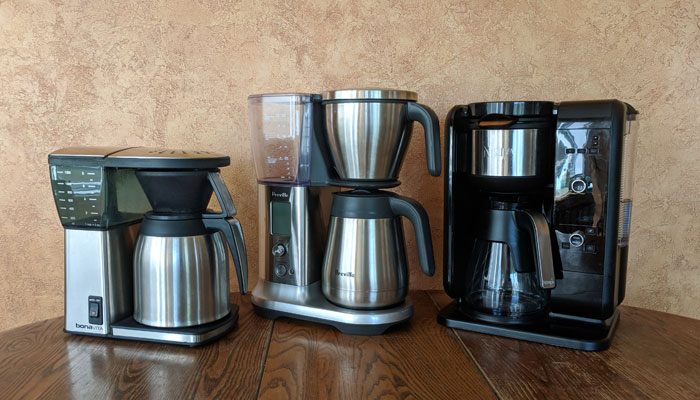 The best drip coffee makers make way better coffee than you think