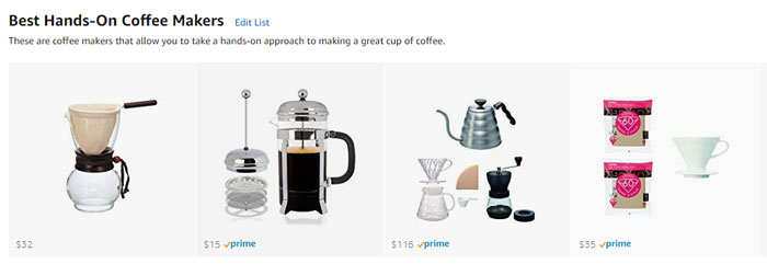 Best hands-on coffee makers