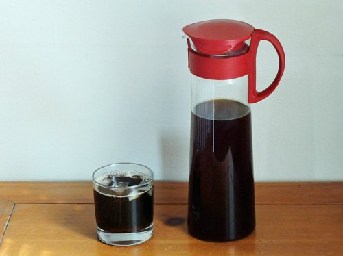 Cold brew coffee maker.
