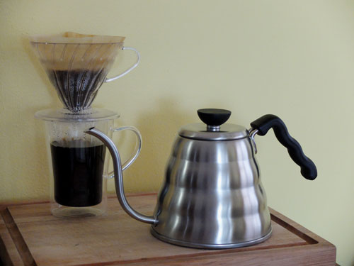 Hario kettle