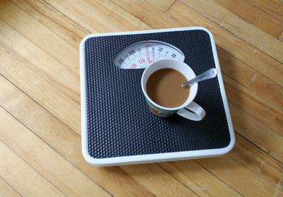 Coffee won't make you gain weight. Unless...