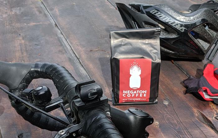 Grains de café Megaton