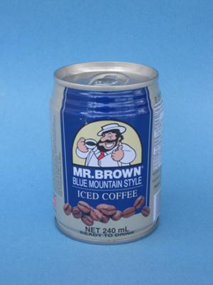 Canned Coffee from Taiwan
