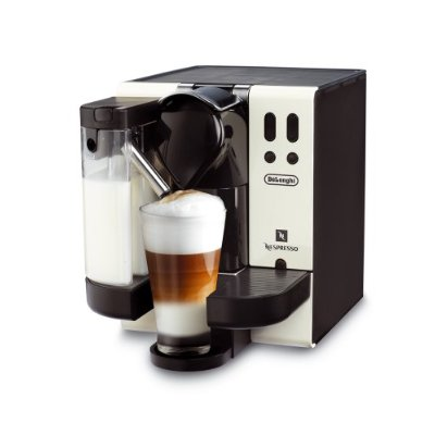 The Nespresso Lattissima Coffee Maker